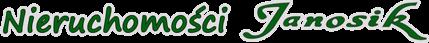 janosik nieruchomości logo